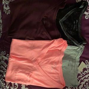 Tops - Aeropostale Lot of V Neck T Shirts